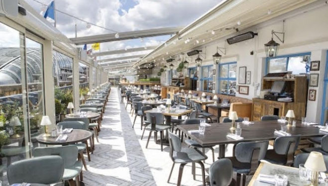 Vintage Salt Rooftop Bar Selfridges Culture Whisper