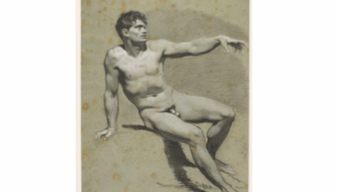 Pierre-Paul Prud'hon: Napoleon's Draughtsman, Dulwich Picture Gallery London