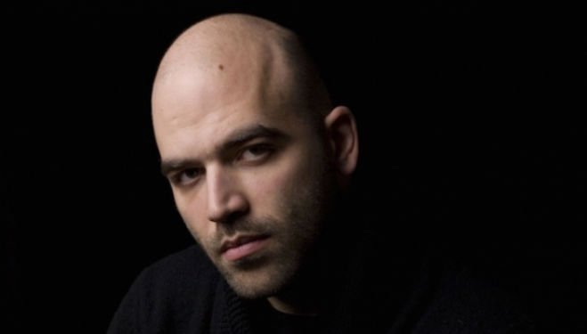 An appearance in London: Roberto Saviano, writer, comes to Kensington