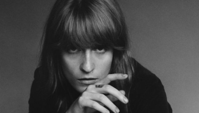 Florence Welch: gig, London
