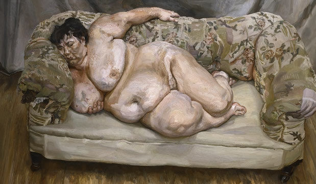 A Muse to Lucian Freud: Sue Tilley Interview