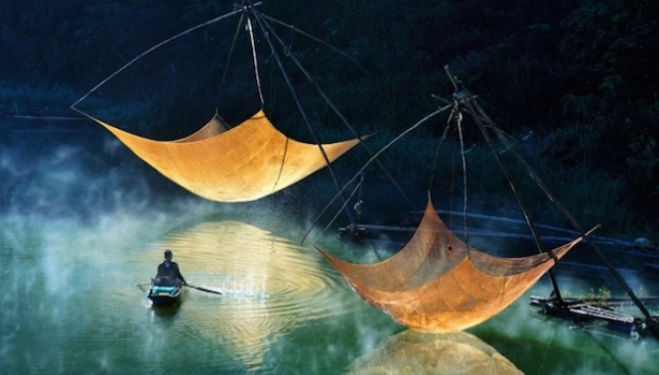 Photograph: Hoang Long Ly /Courtesy of Atkins CIWEM Environmental Photographer of the Year 2015