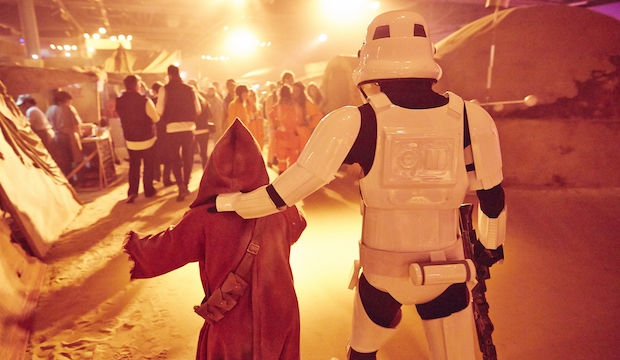 Secret Cinema: Star Wars, Episode V Review
