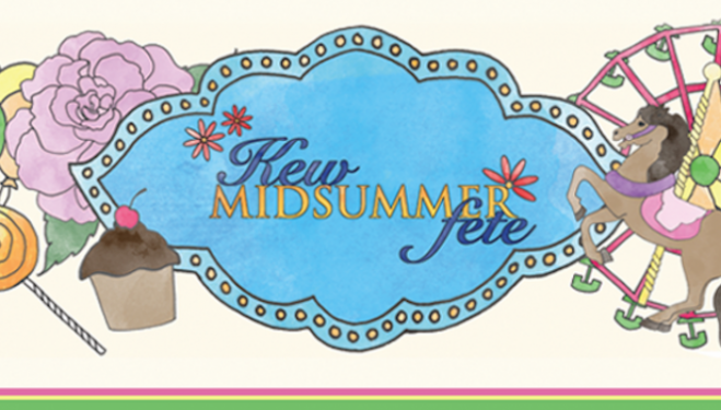 Kew Gardens Midsummer Festival: What to do with kids summer 2015