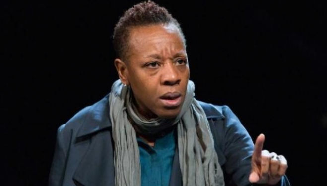 Marianne Jean-Baptiste: hang, Royal Court