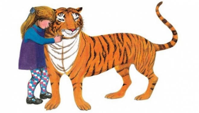 Family events Jewish Museum London: Tiger, Mog and Pink Rabbit. Judith Kerr: The Tiger who came to tea