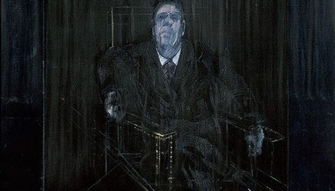 Francis Bacon, Study for a Portrait,1953 © The Estate of Francis Bacon. All rights reserved, DACS 2015, Whitechapel Gallery London
