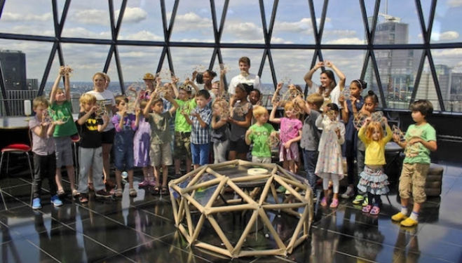 Archikids Festival: what to do with kids London 2015
