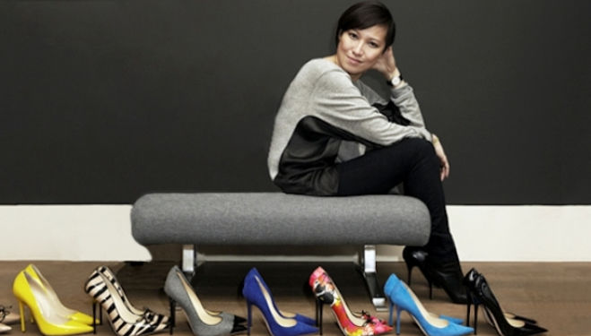 Talk Sandra Choi, Jimmy Choo