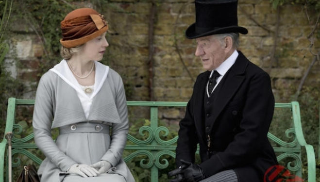 'Mr Holmes' – Sir Ian McKellen on playing the notorious detective