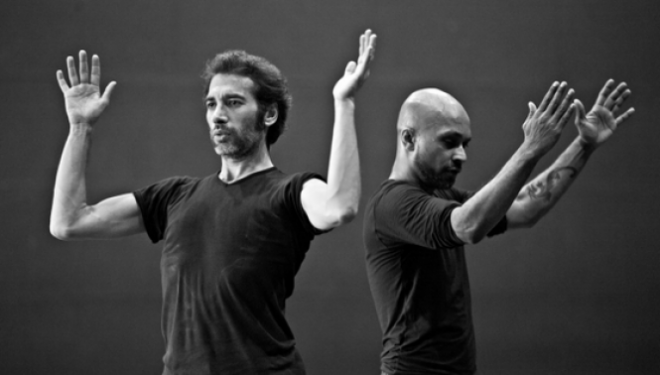 Torobaka: Akram Khan and Israel Galvan, by Jean-Louis Fernandez