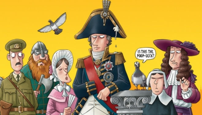 Horrible Histories, Garrick Theatre