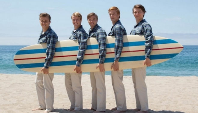 Still from Beach Boys movie Love & Mercy