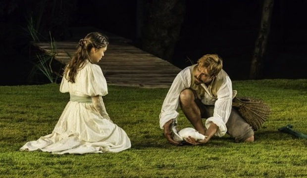 The Seagull Review: Regent's Park Open Air Theatre