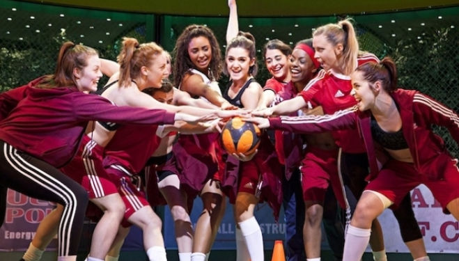 Bend in Like Beckham West End Musical