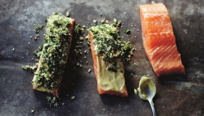 Spice summer recipe: Salmon with Cardamom Sauce
