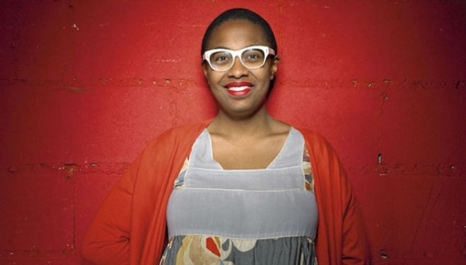 Cecile McLorin Salvant, London 2015