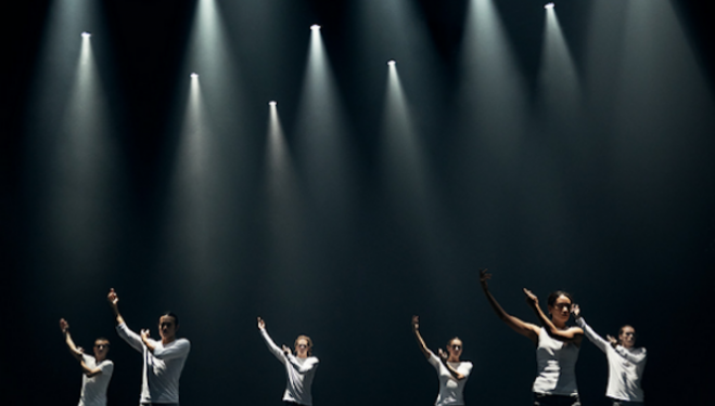 Barbarians in Love, Hofesh Shechter, Sadler's Wells