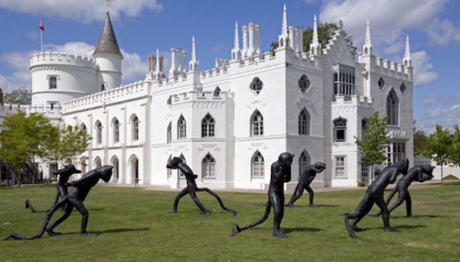 Best Historic Houses to Visit: Strawberry Hill House