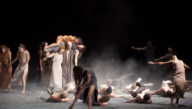 REVIEW: Sasha Waltz & Guests: Sacre
