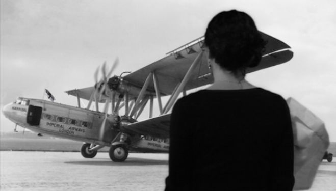 Emily Jacir artist, Lydda Airport film still, 2009, Whitechapel Gallery London