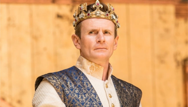 Richard II, The Globe