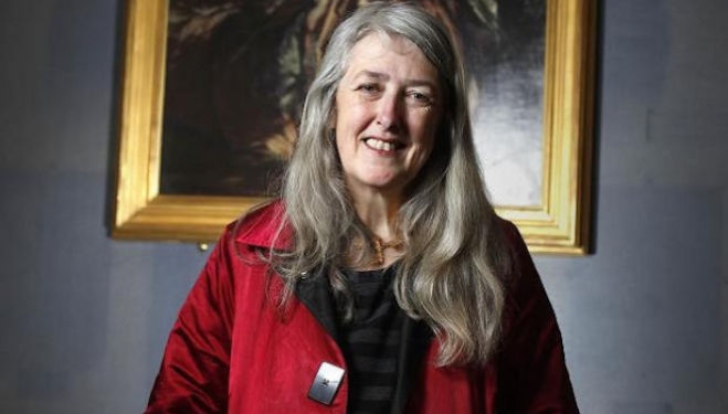 Classicist Mary Beard: New Book 2015, 'SPQR'