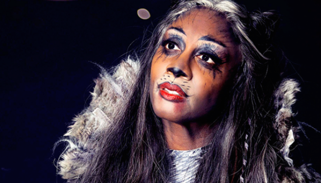 Grizabella: Beverley Knight in Cats, West End, 2015