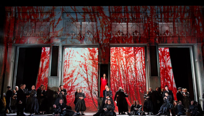 Eugene Onegin, Royal Opera House