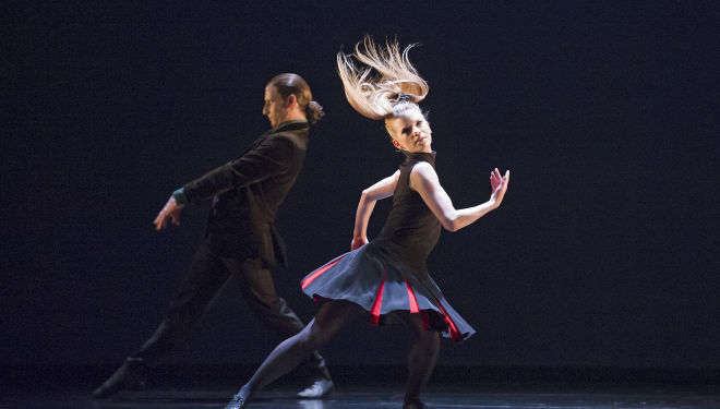 Rambert at Sadler's Wells