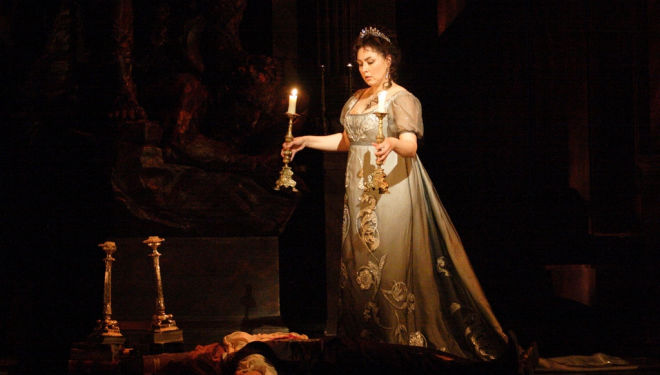 Tosca, Royal Opera House