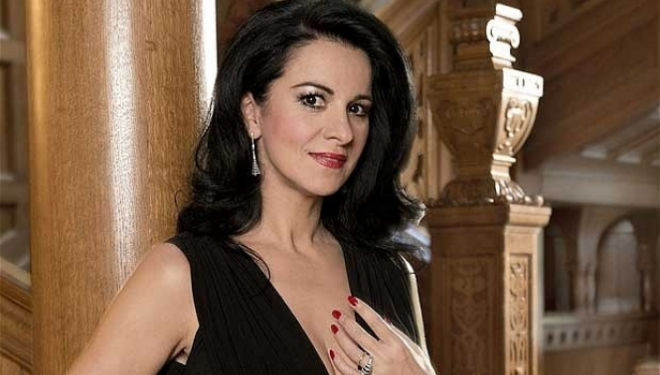 Legendary soprano Angela Gheorghiu, a returning Covent Garden favourite