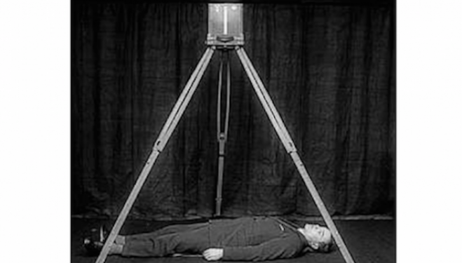 Rodolphe A. Reiss, Demonstration of the Bertillon metric photography system, The Photographers' Gallery London