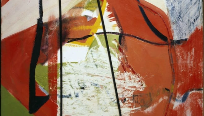 Peter Lanyon, Courtauld Gallery