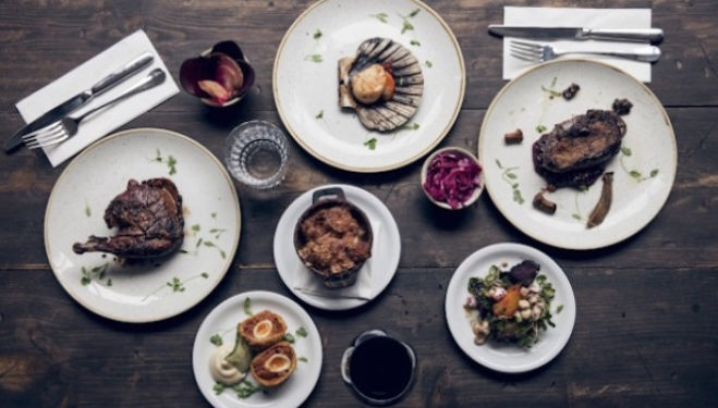 Rök, Shoreditch's new Scandinavian Restaurant