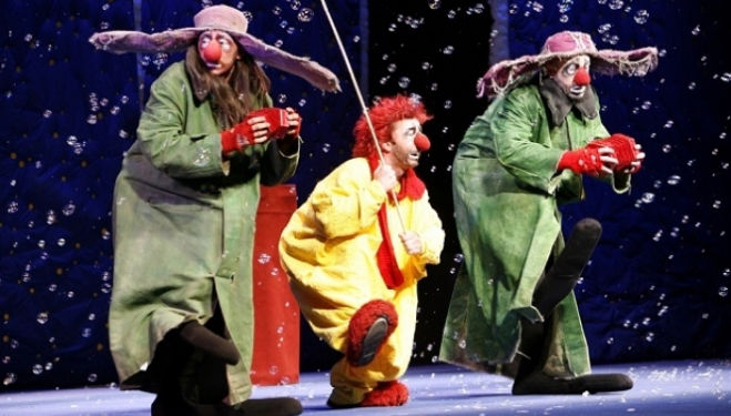 Slava's Snowshow at Royal Festival Hall