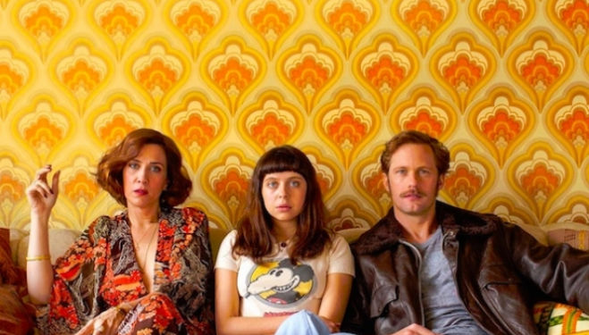 The Diary of a Teenage Girl: Alexander Skarsgård, Kristin Wiig film still