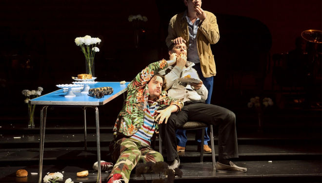 The Importance of Being Earnest, Barbican Centre