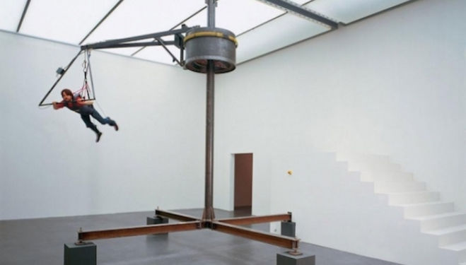 Carsten Höller artist, Hayward Gallery London
