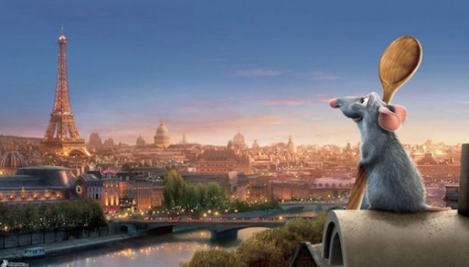 Ratatouille at Royal Albert Hall