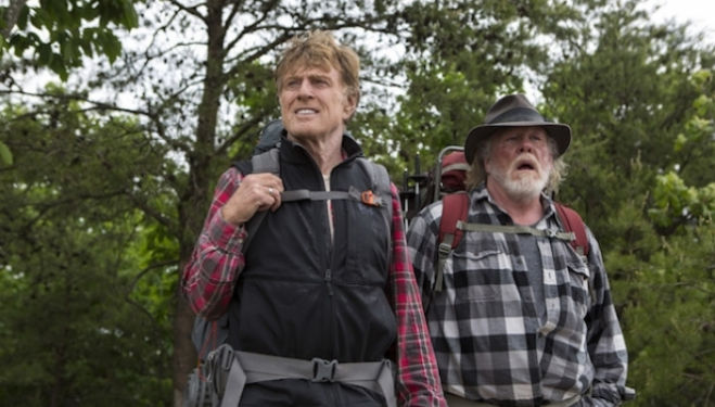 A Walk in the Woods Q&A with Bill Bryson