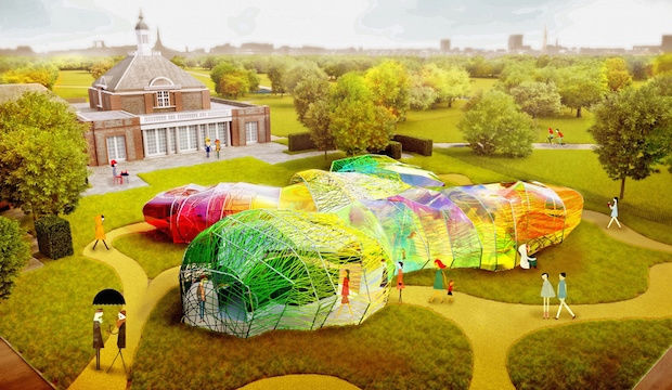 Kids events at the Serpentine Gallery