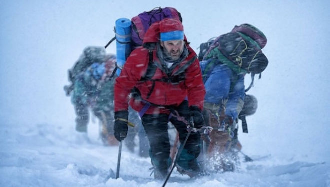 Everest disaster movie, Venice Film Festival