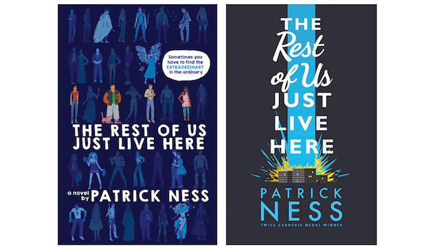 An Evening with Patrick Ness, Waterstones Piccadilly