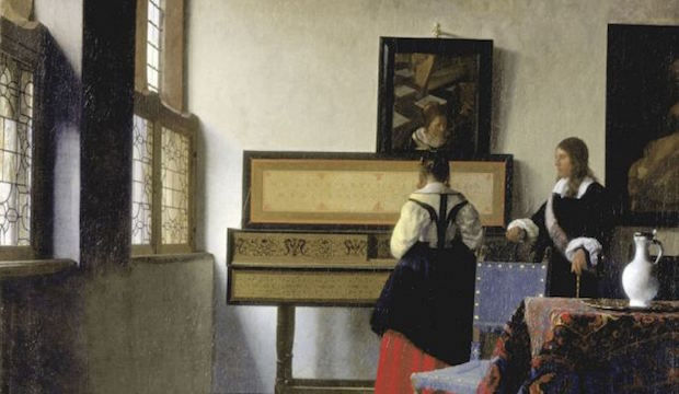 Johannes Vermeer artist, Masters of the Everyday, The Queen's Gallery London