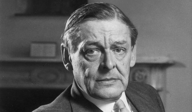 T S Eliot's Poetry: 50th Anniversary talk