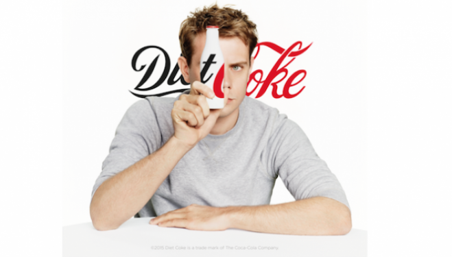 J.W. Anderson for Diet Coke