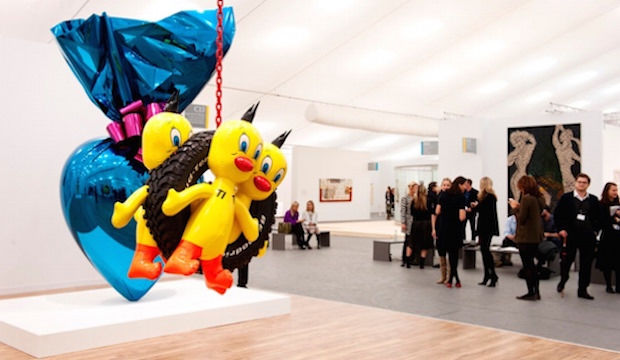 Your Guide to Frieze Week London 2015