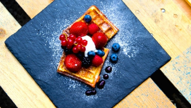 Ever wondered where to have waffles in London? Waffle On is the answer to your prayers