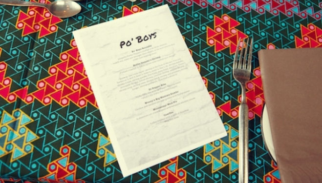 Po' Boys: New Orleans Pop Up